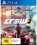 [PS4] The Crew 2 $39 @ Harvey Norman