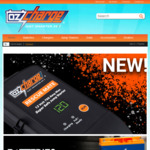 Up to 50% OzCharge Black Friday Sale (Battery Chargers & Jump Starters)
