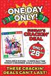 [PS4/XB1/Switch] Just Dance 2019 $28 @ EB Games