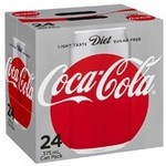 [VIC] Coca-Cola Soft Drink 24x375mL (2 for $29.00 ~$0.60 per can / 3 for $42 ~$0.58 Per Can) @ Coles