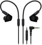 Audio Technica In-Ear Headphones ATHLS50IS $79 (RRP $129) @ Mwave Australia
