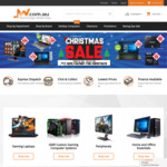 Boxing Day Sale: 20%+ off Razer, 17%+ Thermaltake, 16%+ off Coolermaster, 11%+ off Corsair, 9%+ off Asus + More @ JW Computers