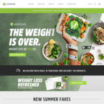 $20 off $79 Spend ($59 after Voucher) @ Youfoodz