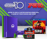 Win a Colorware Customised PS4 Pro Bundle Worth Over $600 or 1 of 2 KontrolFreek Prize Packs from TmarTn