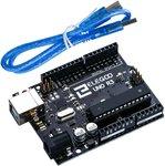 ELEGOO UNO R3 Board ATmega328P ATMEGA16U2 with USB Cable for Arduino $9.55 + Post (Free with Prime/$49 Spend) @ Elegoo Amazon AU