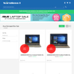 "4 Asus Vivobook 15.6"" $399, $449, $499 & $649 Each [New- Damaged Box], NetGear XR700+ SteelSeries $599 [New] & More @ Wireless1"