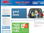 $100 Free Fuel When You Buy 4 Tyres at Kmart