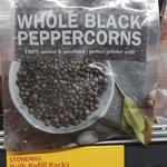 Peppercorns $2.99/380g ($7.87/kg), Himalayan Salt $2.99 for 1kg @ ALDI