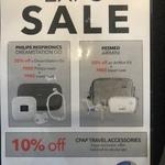 [SA] Philips DreamStation Go $1,399.20, ResMed AirMini $1,680 + Bonus Travel Case @ CLM SleepCo at Adelaide Convention Centre