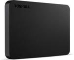 Toshiba Canvio Basics 2TB $59 (Free Delivery if You Buy above $79) - CentreCom