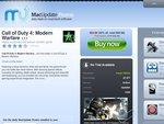 [MAC] Call of Duty 4: Modern Warfare $23.99