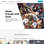 Refer a Friend, Unlock $0.50 Coffees with Ritual App [Existing Users]