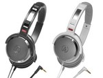 Audio Technica Solid Bass ATH-WS50 Headphone Black or White (RRP $129) Now $59 Delivered