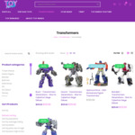 Transformers: War on Cybertron- Siege Figures $22.50 + $8 Delivery (RRP $35) @ Toy Nerds