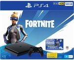 [PS4] Black Friday Deal - PlayStation 4 500GB Fortnite Bundle $249 @ BIG W