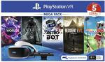 [PS4] PlayStation VR Mega Pack $262.65 Delivered @ Amazon AU