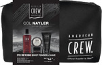 American Crew Boost Powder Pack (Boost Powder, Shampoo & Shave Cream) $29.95 + $8 Delivery ($0 over $50 Spend) @ ColNaylerBarber