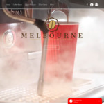 25% off Freshly Roasted Coffee Beans (from $34- $36 Per kg) with Free Shipping @ Melbourne Chocolate & Coffee
