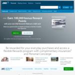 ANZ Rewards Platinum Credit Card - Bonus 100,000 Reward Points with $2,500 Spend in 3 Months ($95 Annual Fee)