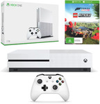 [eBay Plus] Xbox One S 1TB Console + Forza Horizon 4 & LEGO Speed Champions DLC Bundle $265.16 Delivered @ The Gamesmen