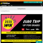 Win a Trip to Croatia or Greece for 2 Worth Up to $14,822 from Flight Centre Travel Group [Age 18-39]