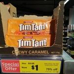 [NSW] Tim Tam Chewy Caramel $1 @ IGA Chatswood