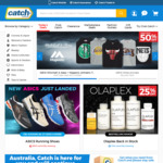 10% off Storewide for Club Catch Members @ Catch