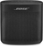 Bose SoundLink Color Bluetooth Speaker II - Soft Black $130 Delivered - Amazon