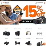 15% off Store Wide at digiDIRECT (Some Exclusions Apply)
