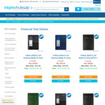 Extra 20% off Inkjet Wholesale (Financial Year Diaries)