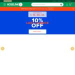 Extra 10% off (eg 20m Retractable Hose $161.90) @ Hoselink