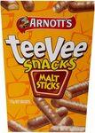 Arnott's TeeVee Snacks Malt Sticks 175g $1.82 (Minimum 2) + Delivery ($0 with Prime/ $39 Spend) @ Amazon AU