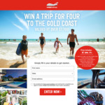 Win a Gold Coast Holiday for 4 Worth $7,722 from Webjet
