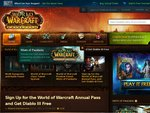 Subscribe for 12 Months ($14.99 USD P/M) to Your World of Warcraft Account, Get Diablo 3 Free