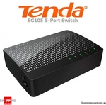 Tenda SG105 5-Port Gigabit Ethernet Desktop Switch $9.95 + Delivery @ Shopping Square