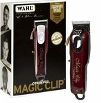 Wahl Professional 5-Star Cordless Magic Clip $140 Delivered @ Hair + Beauty Salon Supplies via Amazon AU