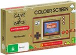 Game & Watch: Super Mario Bros $79.95 Delivered @ Amazon AU
