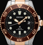 Win a Seiko Prospex Solar Diver Watch Worth $995 from Man of Many