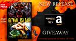 Ritual Island Giveaway - Win a $25 Amazon Gift Card from Book Throne