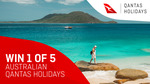 Win 1 of 5 Australian Holidays Worth Up to $7,218 from Seven Network