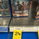 [VIC, PS4] Resident Evil 2 $24 @ Big W Fountain Gate