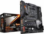 Gigabyte X570 AORUS Elite Wi-Fi $285.69 + Shipping (Free with Prime) @ Amazon US via AU