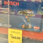 [VIC] Bosch Blue 18v Hammer Drill Kit (Includes 4AH Battery & Charger) $149 @ Bunnings (Eltham)