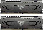 Patriot Viper Steel Series 16GB (2x8GB) 4000MHz $123.49, 4133MHz $128.24, 4400MHz $132.99 Delivered @ Patriot Memory Amazon AU