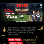 Win $10,000 and Weekly Prizes