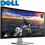 """Dell 34"""" Curved Monitor UltraSharp U3415W $636.65 ($621 eBay Plus) Delivered @ Shopping Express"""