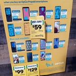 Optus Realme C3 $99, OPPO AX5s $129, Optus X Start 2 $59 + More (In Store Only) @ Woolworths
