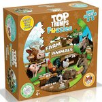 Top Trumps Puzzle - Dinosaurs and Farm Animals $4.95 (76% off) + $10 Delivery ($0 VIC C&C) @ Gameology
