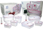 $39.50 for 2 Box Sets of VacuumSaver Food Storage Products Including Free Delivery! (Value $67)