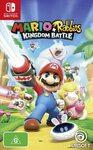 [Prime, Switch] Mario + Rabbids Kingdom Battle $14.95 Delivered @ Amazon AU